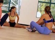 sport fitness fitte muscolari