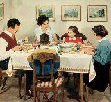 abitudini a tavola