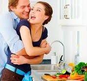 La coppia senza figli mangia meglio