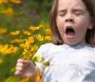 Allergie, sempre più diffuse tra i bambini
