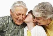 bambini affetto nonni
