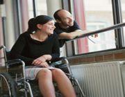 disabilita femminile allarme