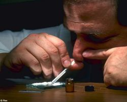 anomalie cerebrali cocaina