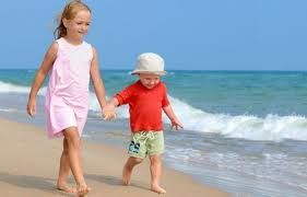 bambini, consigli per l'estate