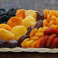 salute migliorata frutta disidratata