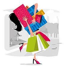 shopping toccasana per il buon umore