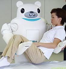 infermieri robot in giappone