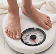 perdere peso bilancia
