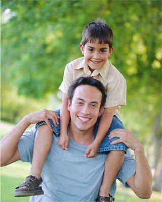 testosterone dolcezza paternita
