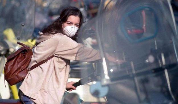aterosclerosi inquinamento
