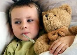 bambini e febbre