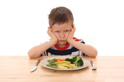 alimentazione corretta bambini salute