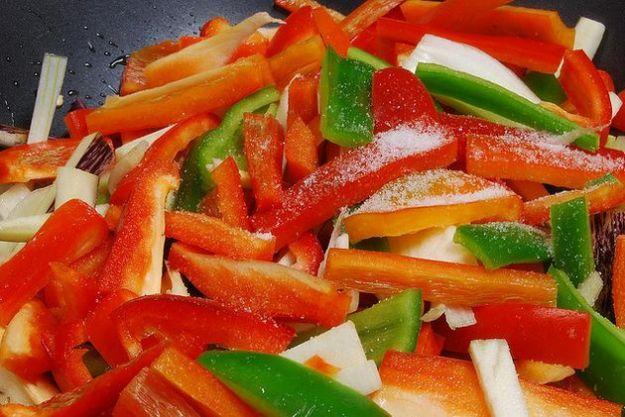 memoria alimenti verdure