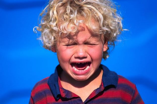 sbalzi d'umore bambini capricci