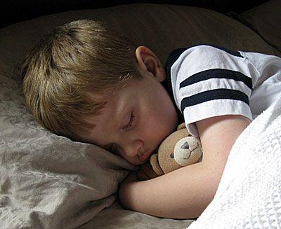 bambini stanno meglio sonnellino