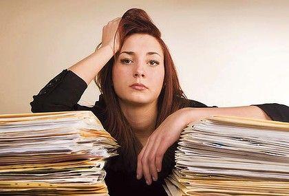 depressione rischio aumenta ufficio