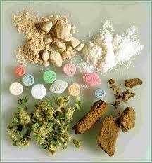 Droga, alta diffusione nel mondo
