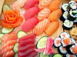 sushi e pesce crudo, toccasana per la fertilità maschile