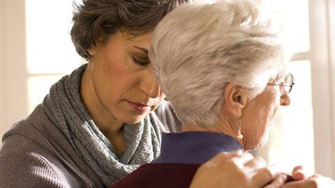 assistere malato oncologico disturbi familiari