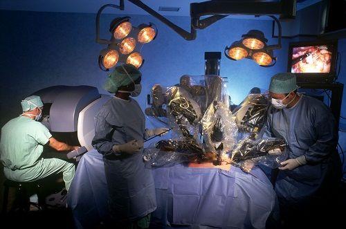 chirurgia robotica italia paese avanguardia