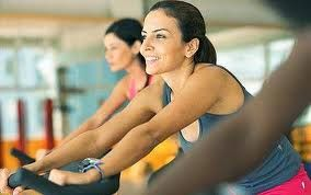 Donne, orgasmo in palestra