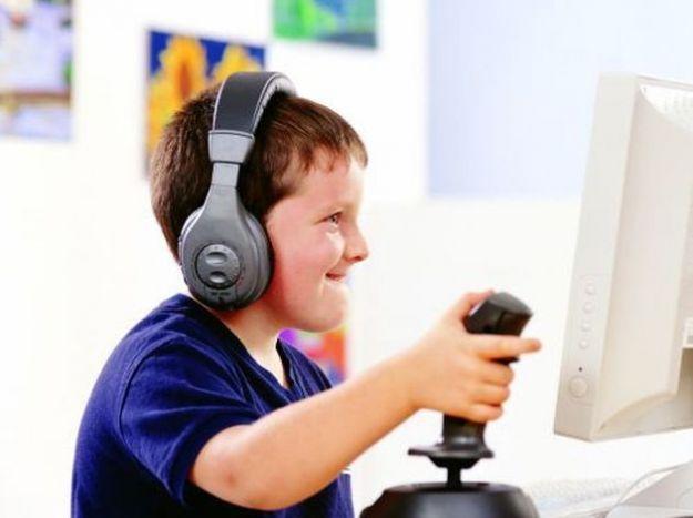 esercizio fisico bambini fitness games