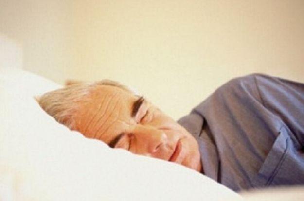 qualita sonno anziani giovani