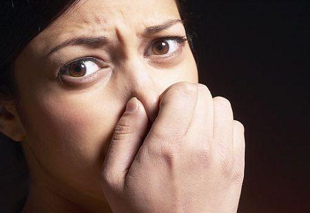 intolleranza odori alterazioni attività cerebrale