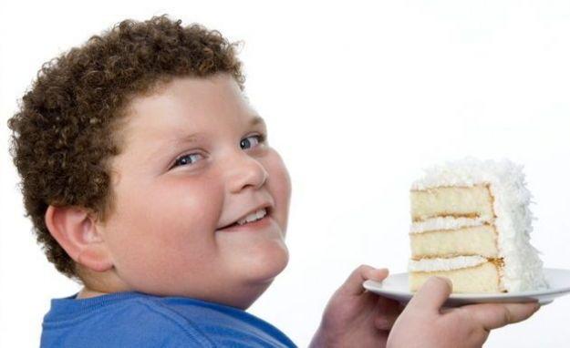 obesita infantile grassi zuccheri bambini