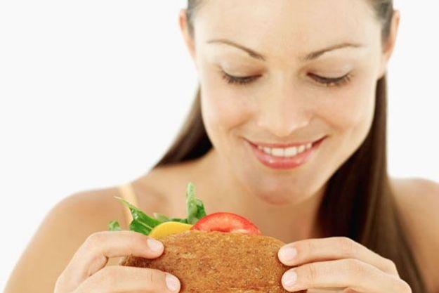 Dieta alleata del sorriso