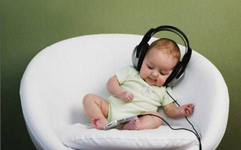 musica fa bene al cervello dei neonati