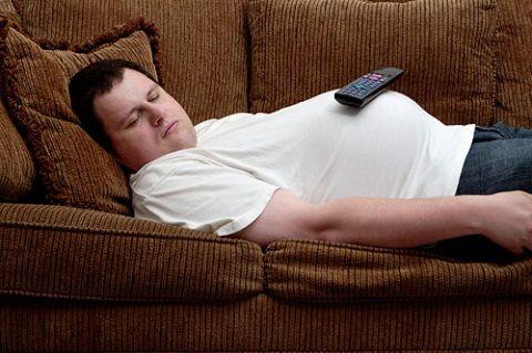 obesita causa colpi sonno