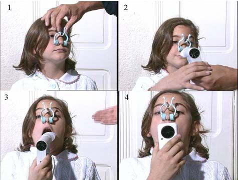 spirometria, esame del respiro