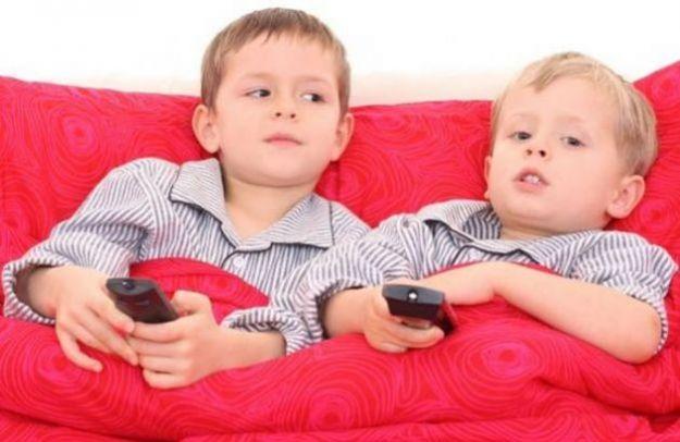 bambini pigri stile di vita