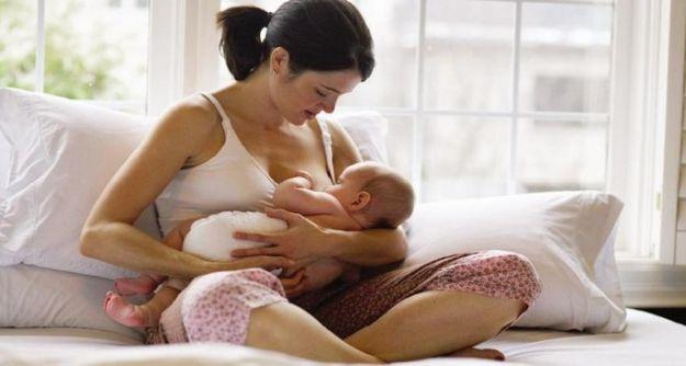 allattamento al seno benefici