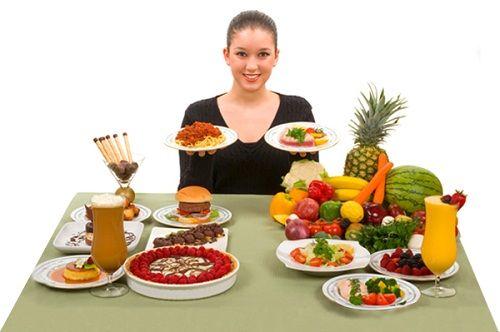 come evitare gli errori alimentari piu comuni