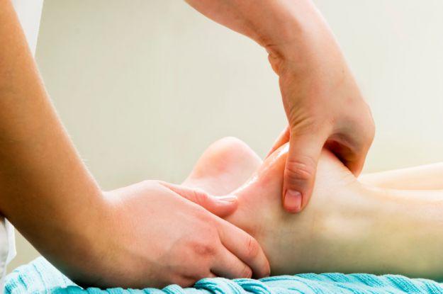 frattura del piede sintomi riabilitazione