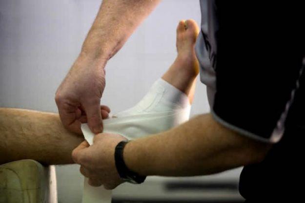 rottura del tendine sintomi tempi recupero