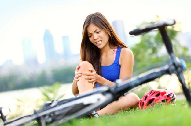 distorsione al ginocchio sintomi cosa fare cura