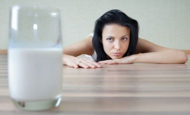 intolleranza al latte sintomi dieta