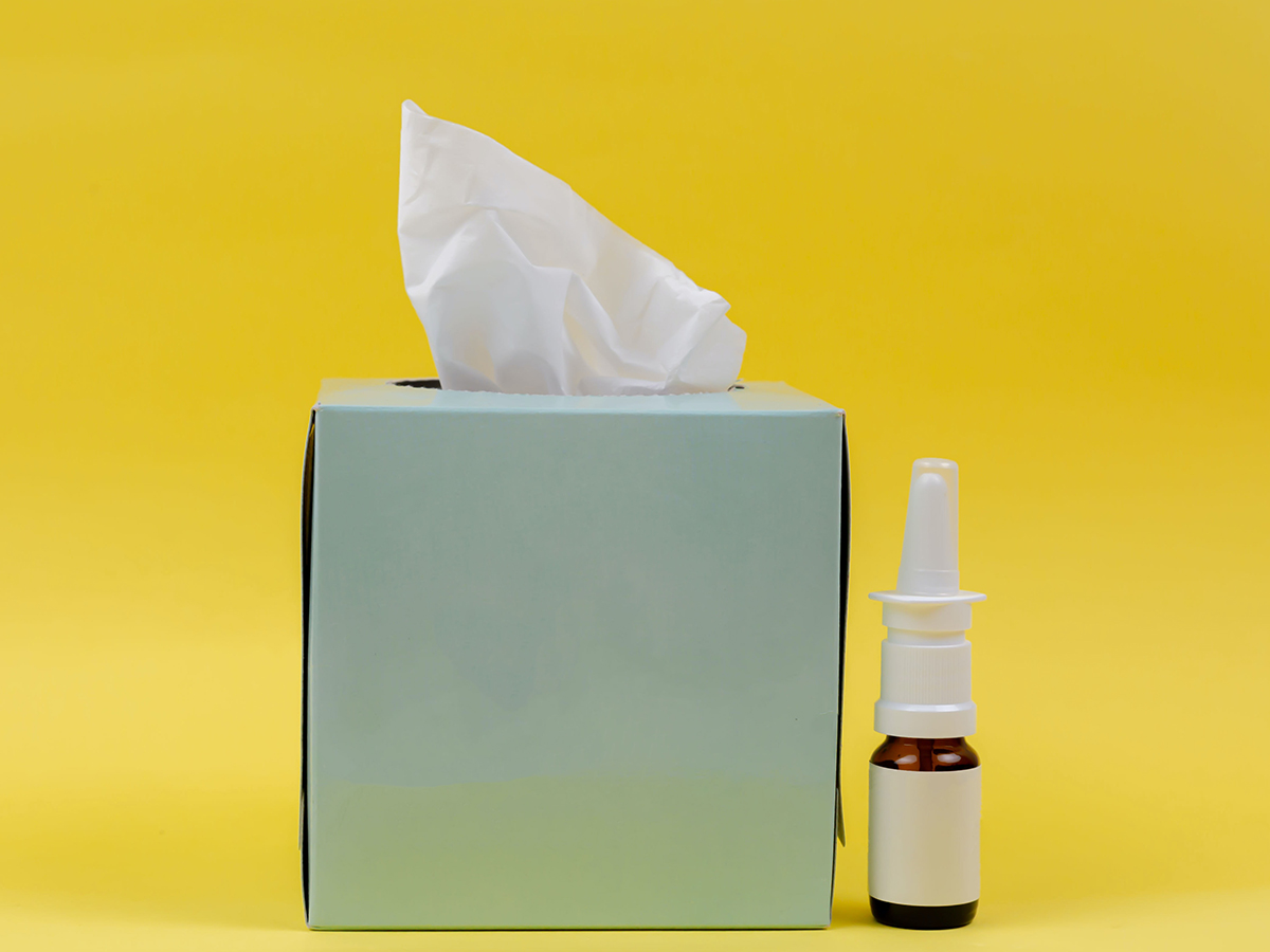 sintomi allergia polline