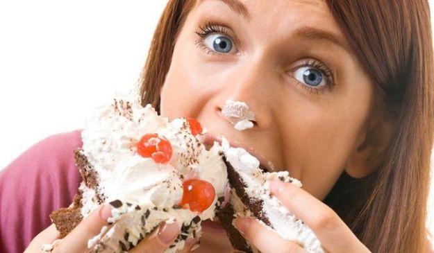 come smettere di mangiare troppo