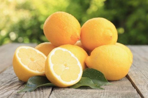 dieta del limone dimagrire in una settimana