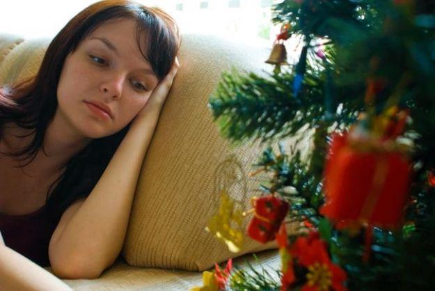 stress di natale depressione da feste