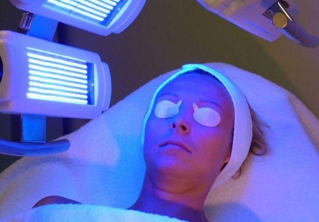 fototerapia benefici effetti collaterali