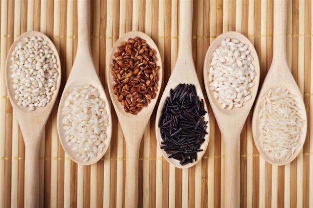 dieta del riso menu settimanale