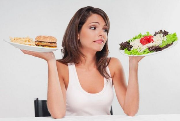 test alimentazione dietetica