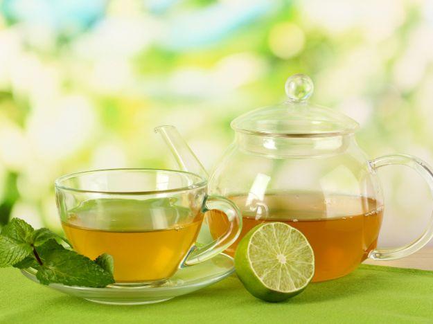 Tè verde bevanda