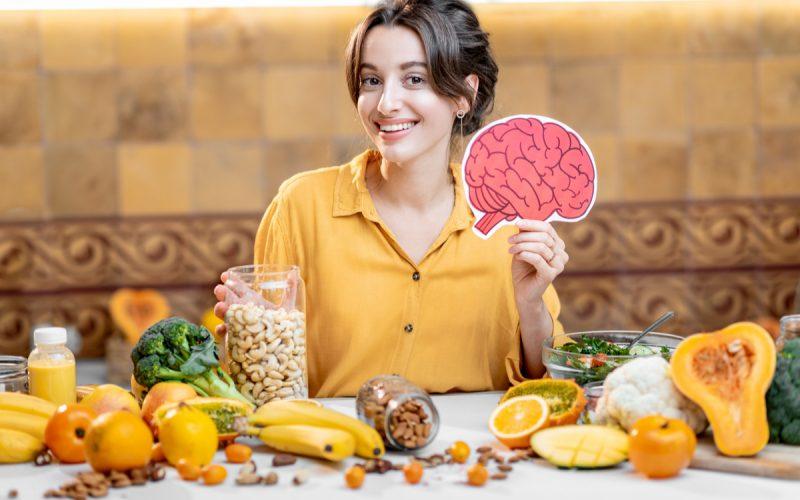 Cibi che fanno bene alla memoria e al cervello