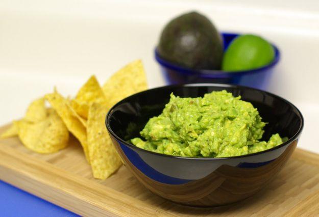 guacamole ricetta ricca omega3